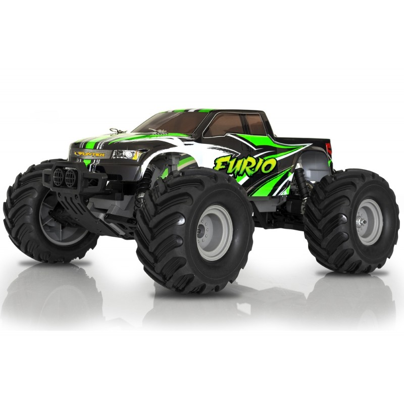 Funtek Furio Monster Truck 1/10 rc rtr 01