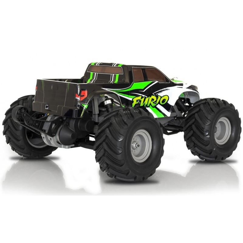 Funtek Furio Monster Truck 1/10 rc rtr 02