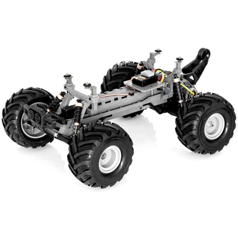Funtek Furio Monster Truck 1/10 rc rtr 03