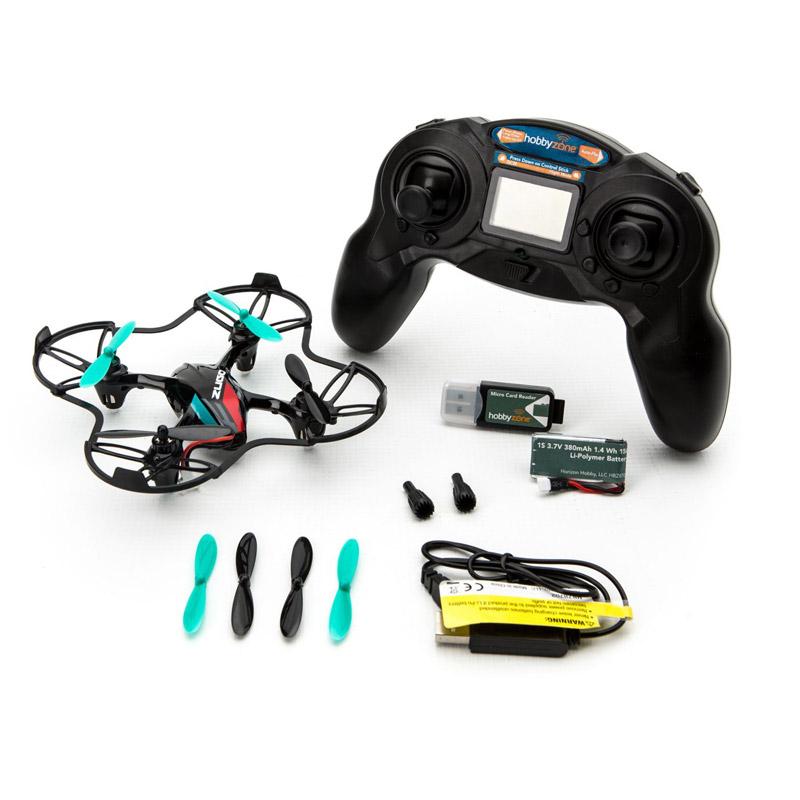Hobbyzone Zugo Camera Drone 2mp 01