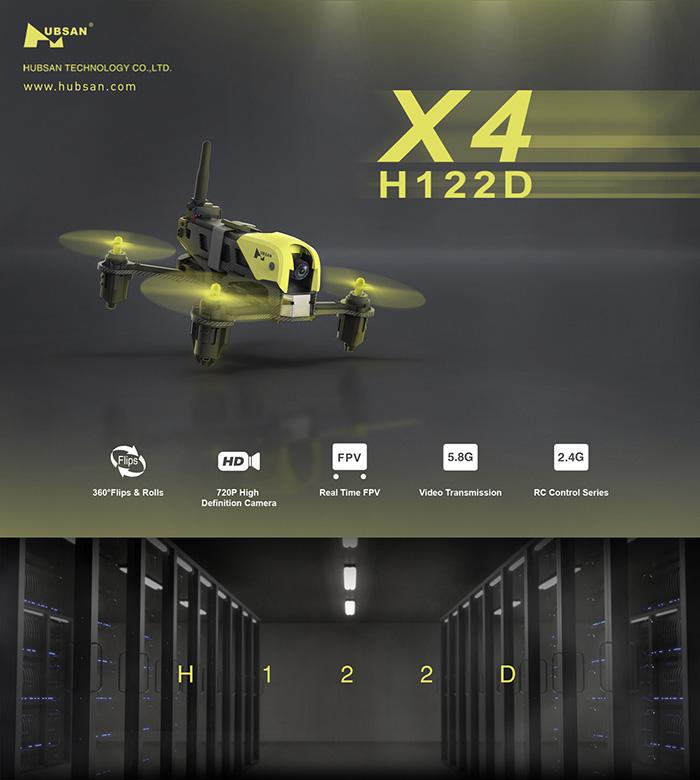 Hubsan Storm mini drone race fpv rtf 04