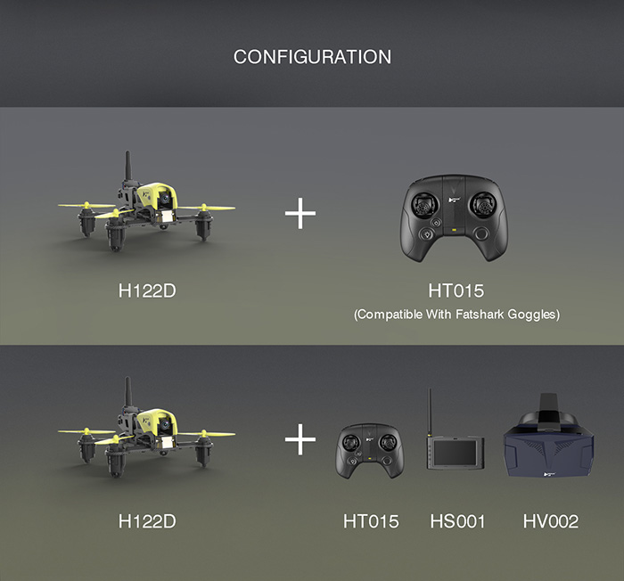 Hubsan Storm mini drone race fpv rtf 05