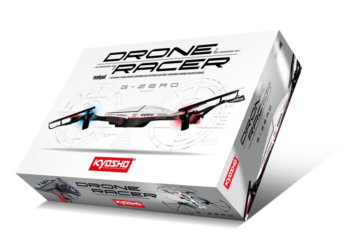 Kyosho drone racer g-zero dynamic 11
