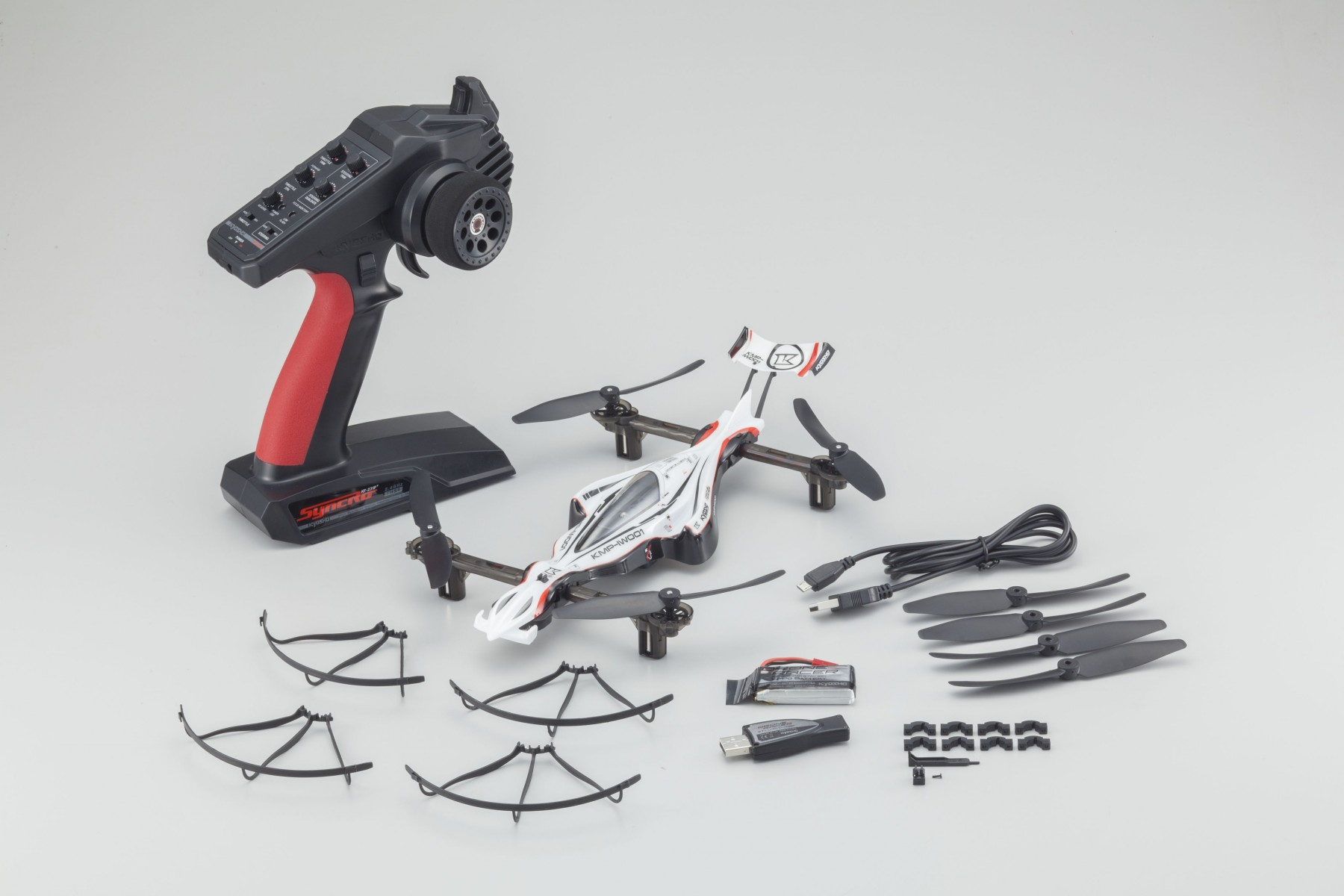 Kyosho drone racer g-zero dynamic 15