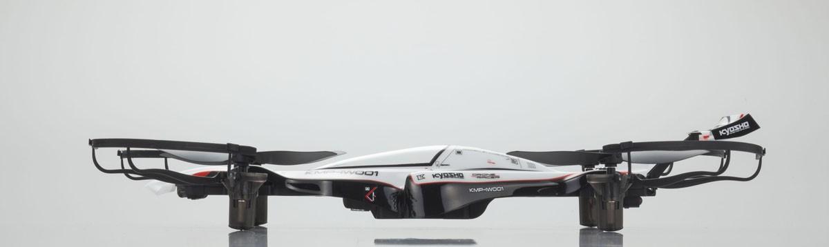 Kyosho drone racer g-zero dynamic 17