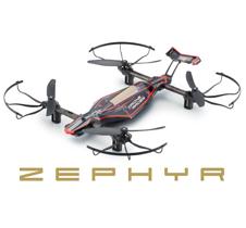 Kyosho drone racer zephyr force black 01x