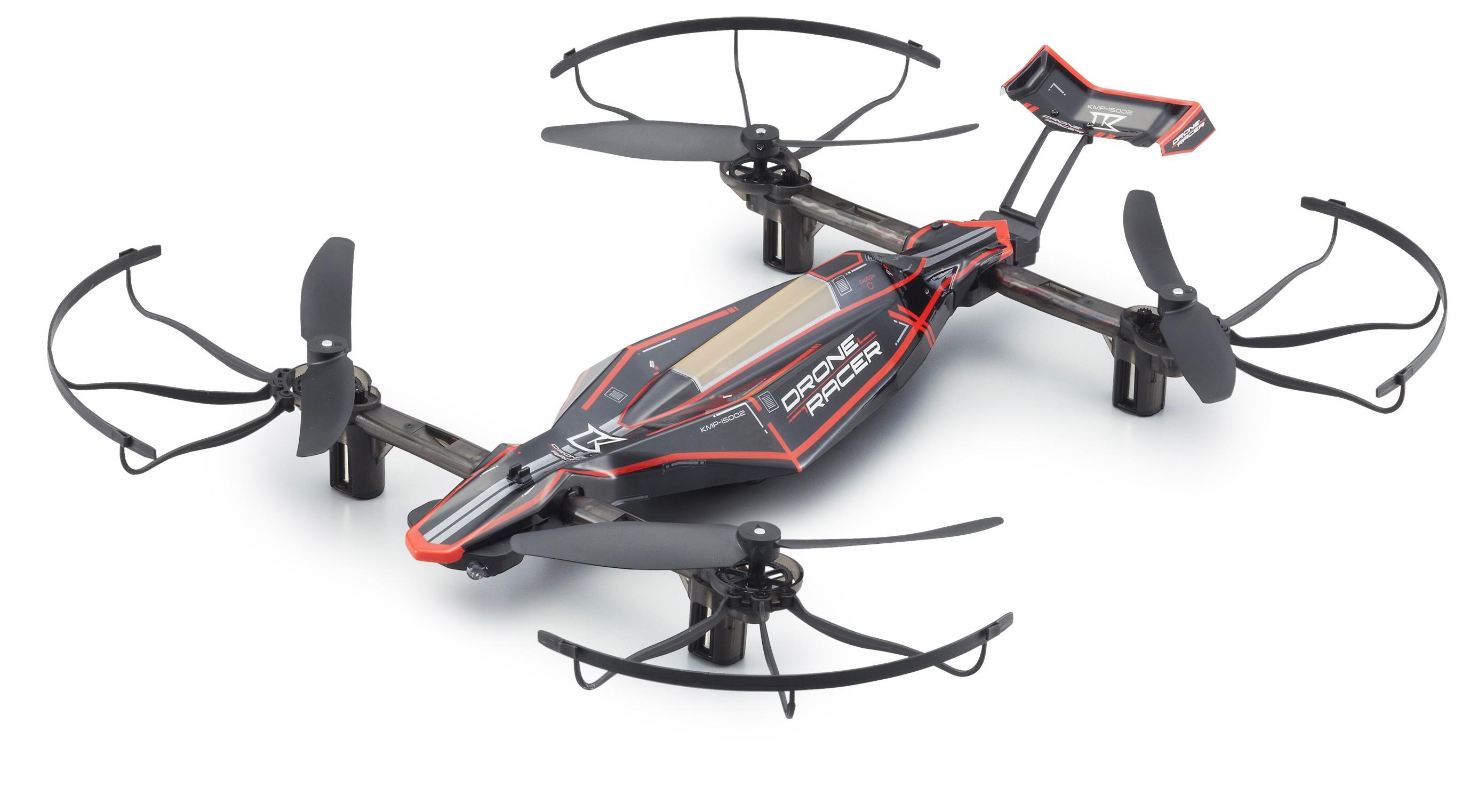 Kyosho drone racer zephyr force black 05