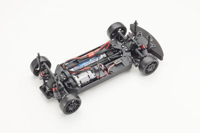 Kyosho Fazer VEi Dodge Challenger Hellcat 02