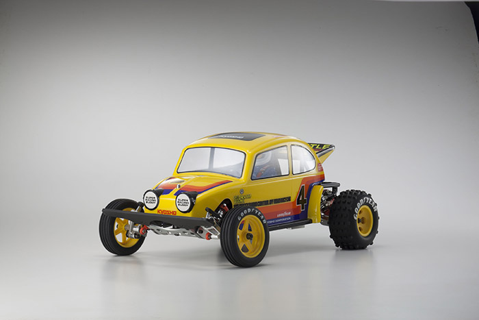 Kyosho Buggy Beetle 2wd Legendary Series 1