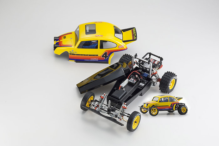 Kyosho Buggy Beetle 2wd Legendary Series 2