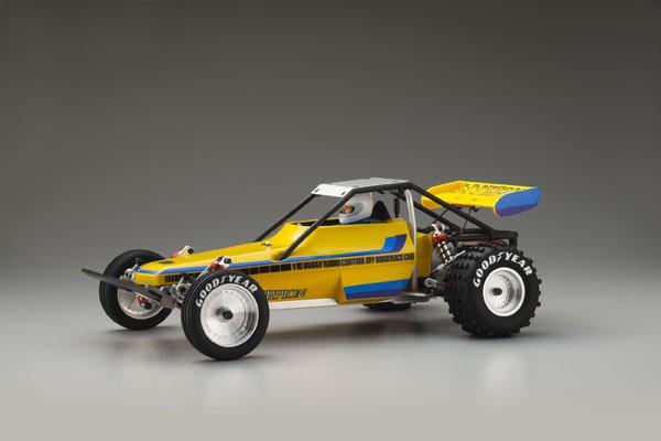 Kyosho Buggy Scorpion Legendary Series 2WD 3
