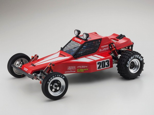 Kyosho Buggy Tomahawk Legendary Series 2WD 3