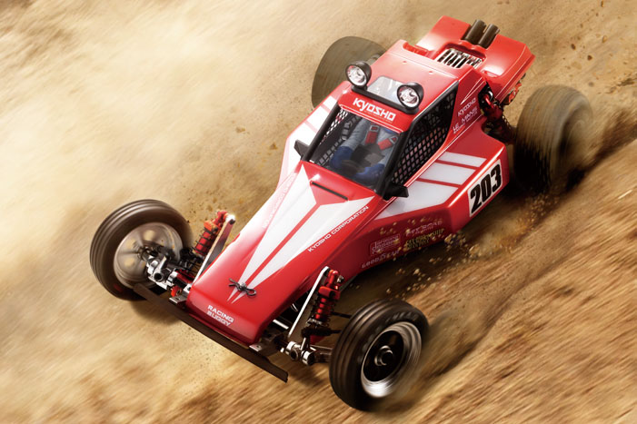 Kyosho Buggy Tomahawk Legendary Series 2WD 2