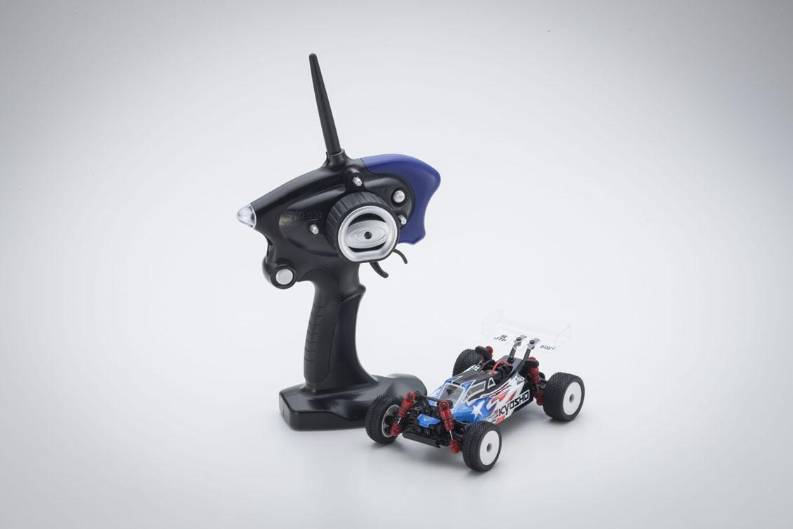 Kyosho Mini-z Buggy Lazer zx6 Jared Tebo 1