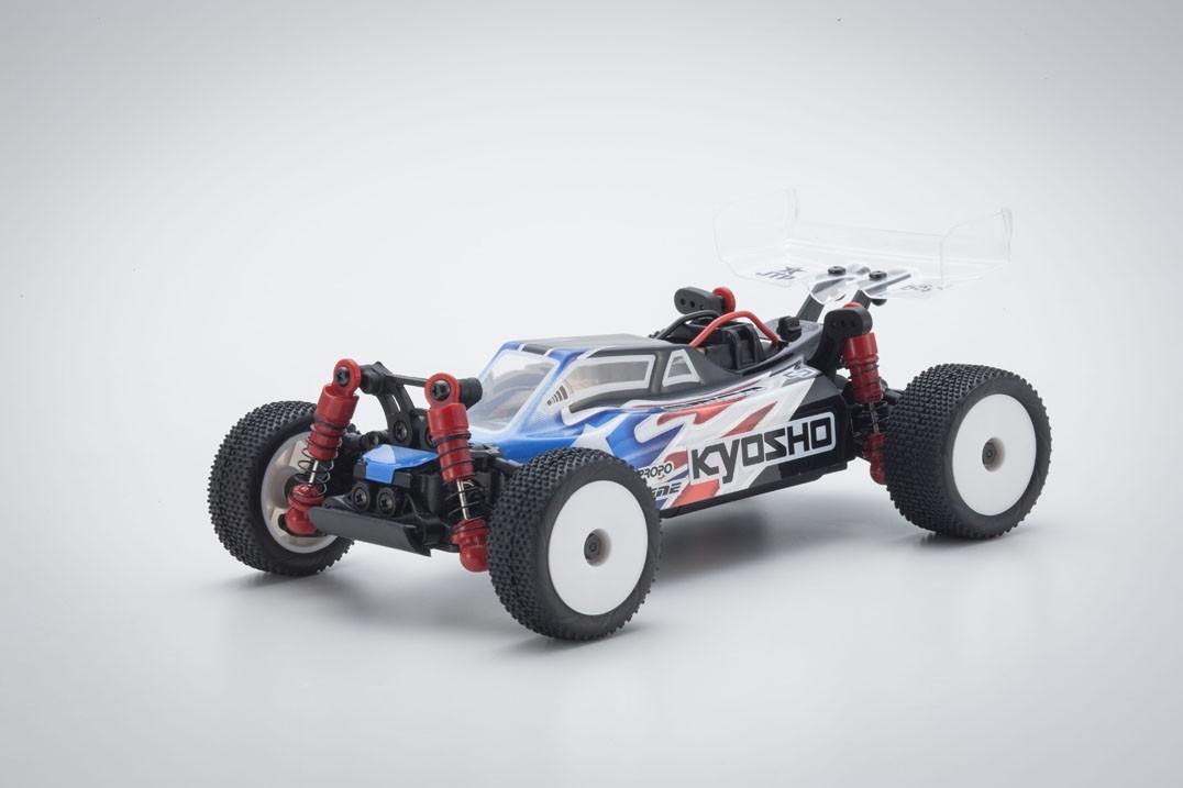 Kyosho Mini-z Buggy Lazer zx6 Jared Tebo 2