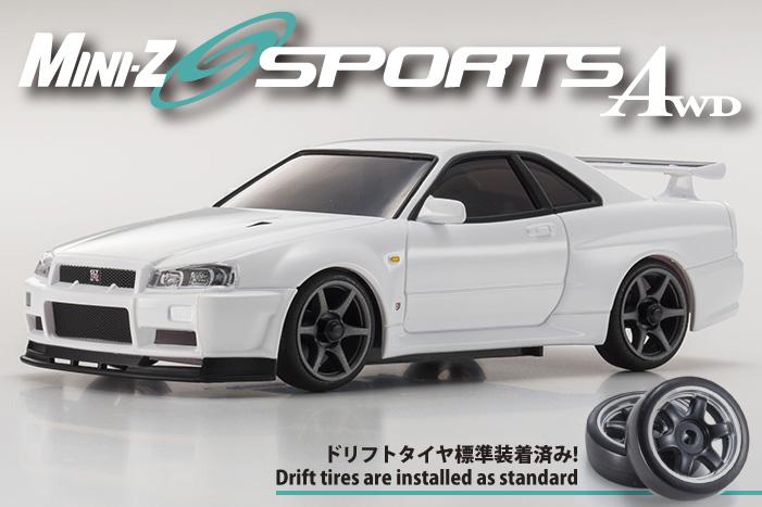 Kyosho Mini-z Awd Nissan Fairlady 1