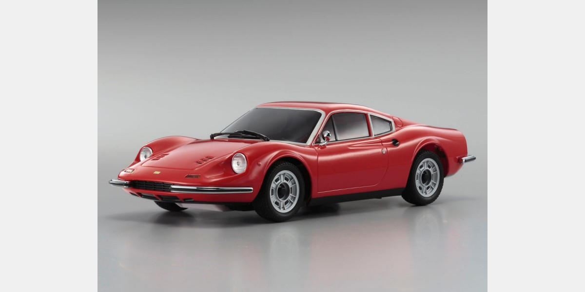 Kyosho Mini-z Sports 2 ferrari Dino 01