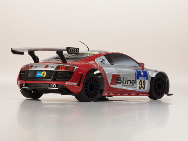 Kyosho Mini-Z Sports MR-03S Audi R8 LMS NBR1 b