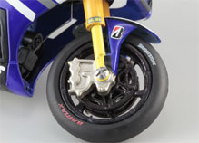 Kyosho Mini-z Motoracer Yamaha M1Lorenzo rtr 4