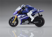 Kyosho Mini-z Motoracer Yamaha M1Lorenzo rtr 8