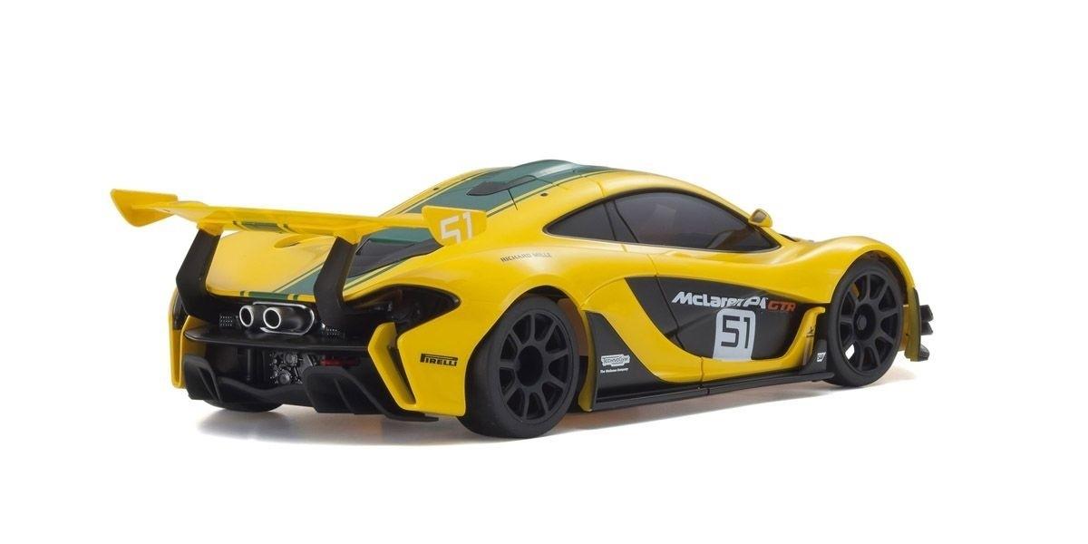 Kyosho Mini-z RWD McLaren P1 GTR 01