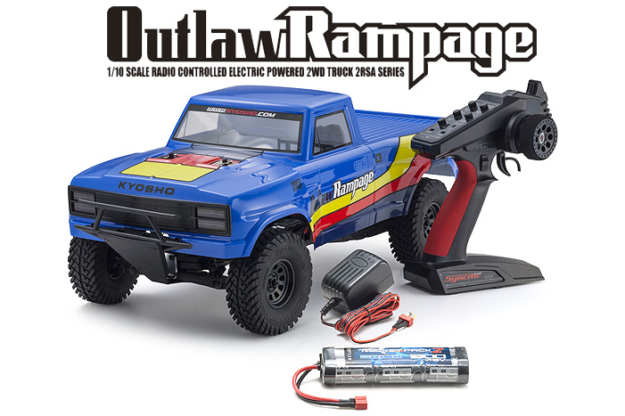 outlaw rampage 1