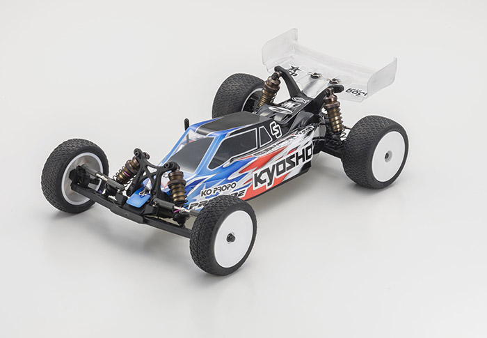 Kyosho Ultima RB6.6 Buggy Kit 1/10 foto 01
