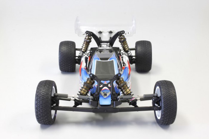 Kyosho Ultima RB6.6 Rc Buggy Kit 1/10 foto 02