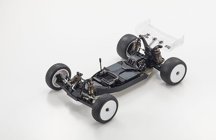 Kyosho Ultima RB6.6 Rc Buggy Kit 1/10 foto 03