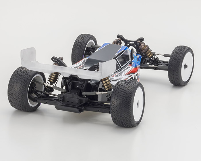 Kyosho Ultima RB6.6 Rc Buggy Kit 1/10 foto 11