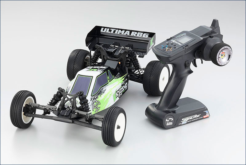 Kyosho Ultima RB6 Readyset