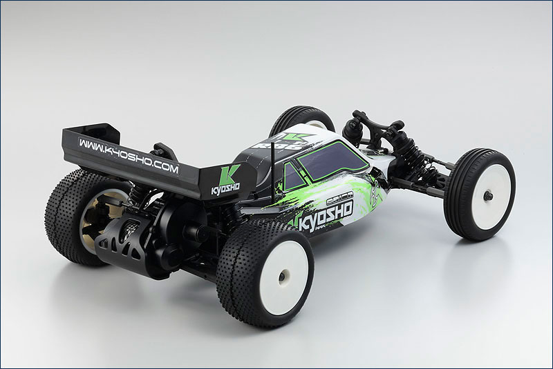 Kyosho Ultima RB6 Readyset back