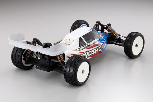 Kyosho Ultima RB6 back