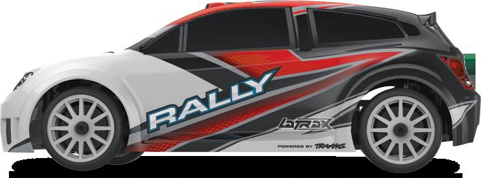 La Trax Rally 4