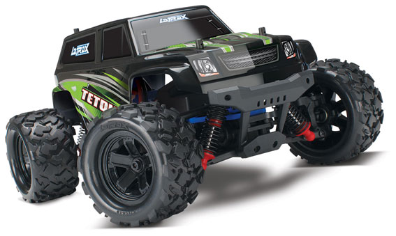 Latrax Teton Rtr Waterproof 1/18 monster truck