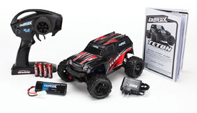 Latrax Teton Rtr Waterproof 1/18 monster truck 4
