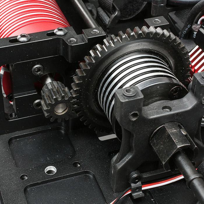 Desert Buggy XL-E 4WD 13