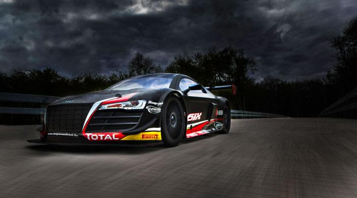 Losi Audi R8 LMS ULTRA 1:6 AWD FIA-GT3 RTR 1