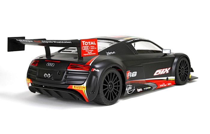 Losi Audi R8 LMS ULTRA 1:6 AWD FIA-GT3 RTR 3