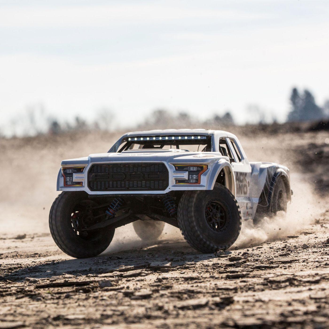 Losi Ford Raptor Baja Desert Racer brushless rtr 12
