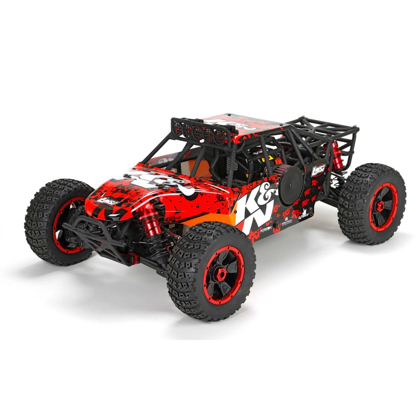 Losi K & N Desert Buggy XL Gas 23cc 1/5 4WD RTR 1