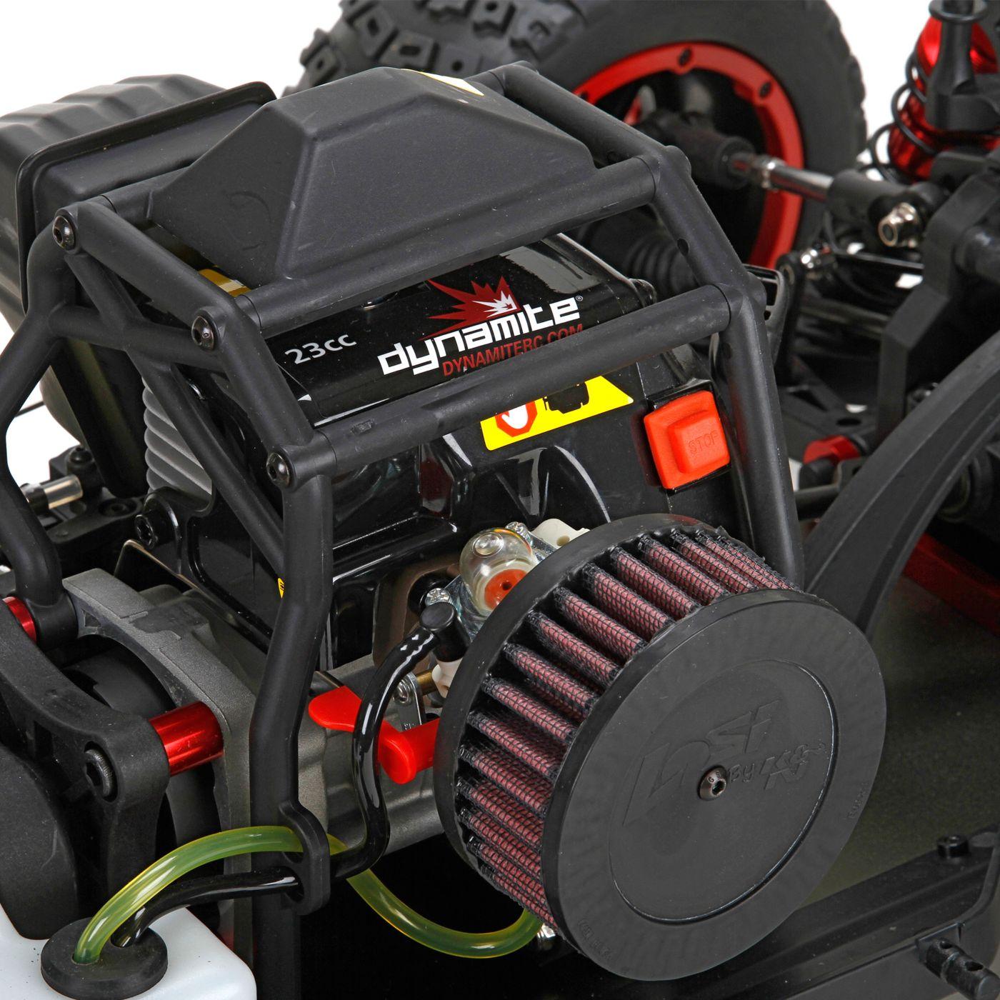 Losi K & N Desert Buggy XL Gas 23cc 1/5 4WD RTR 3