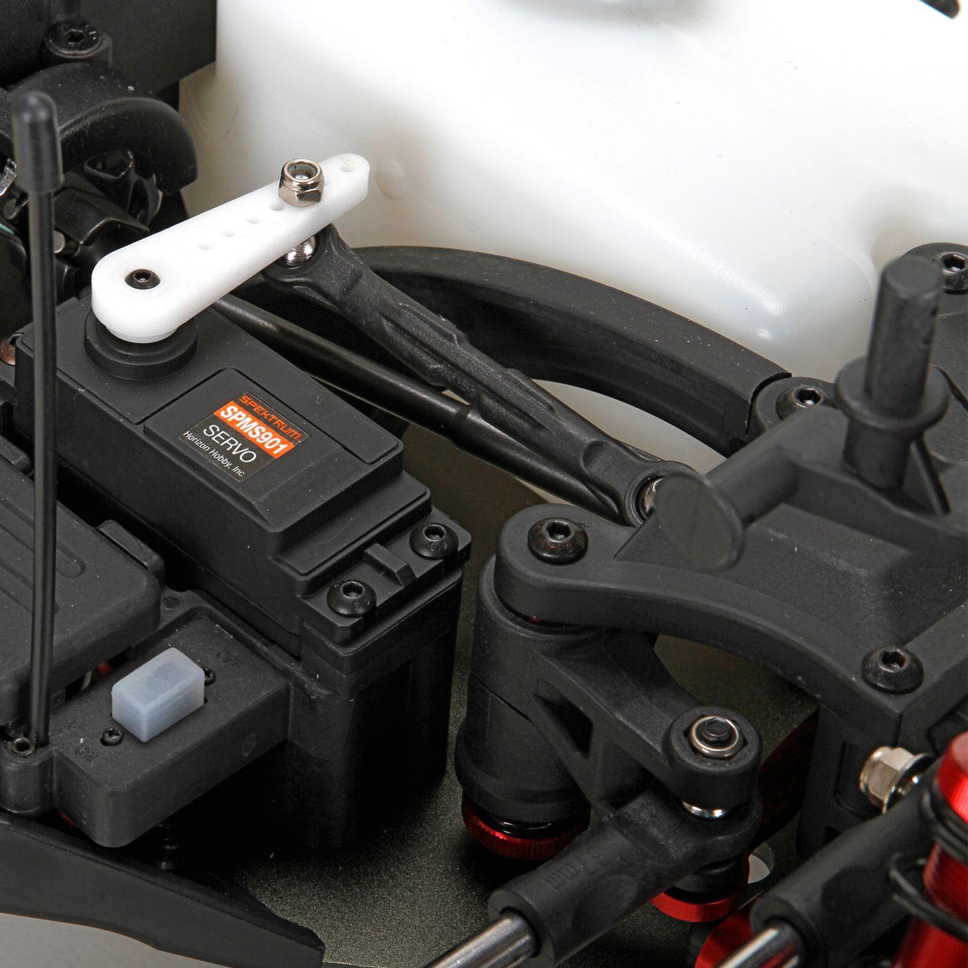 Losi K & N Desert Buggy XL Gas 23cc 1/5 4WD RTR 6