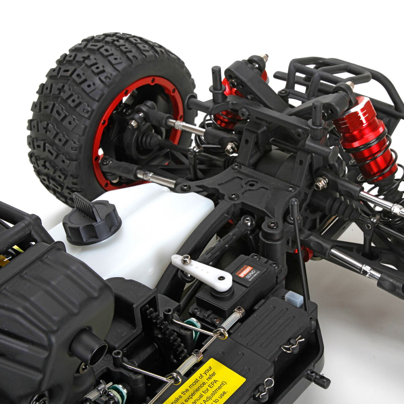 Losi K & N Desert Buggy XL Gas 23cc 1/5 4WD RTR 7
