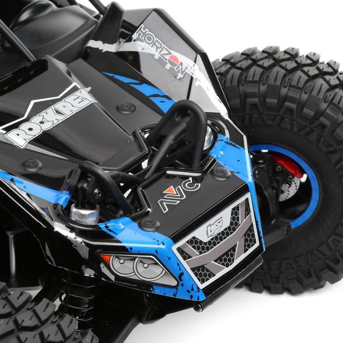 Losi Rock Rey Buggy Rock Racer brushless avc rtr 6