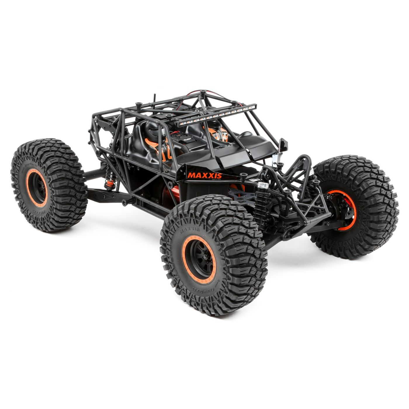 Losi Rock Rey Buggy Rock Racer brushless avc bnd 3