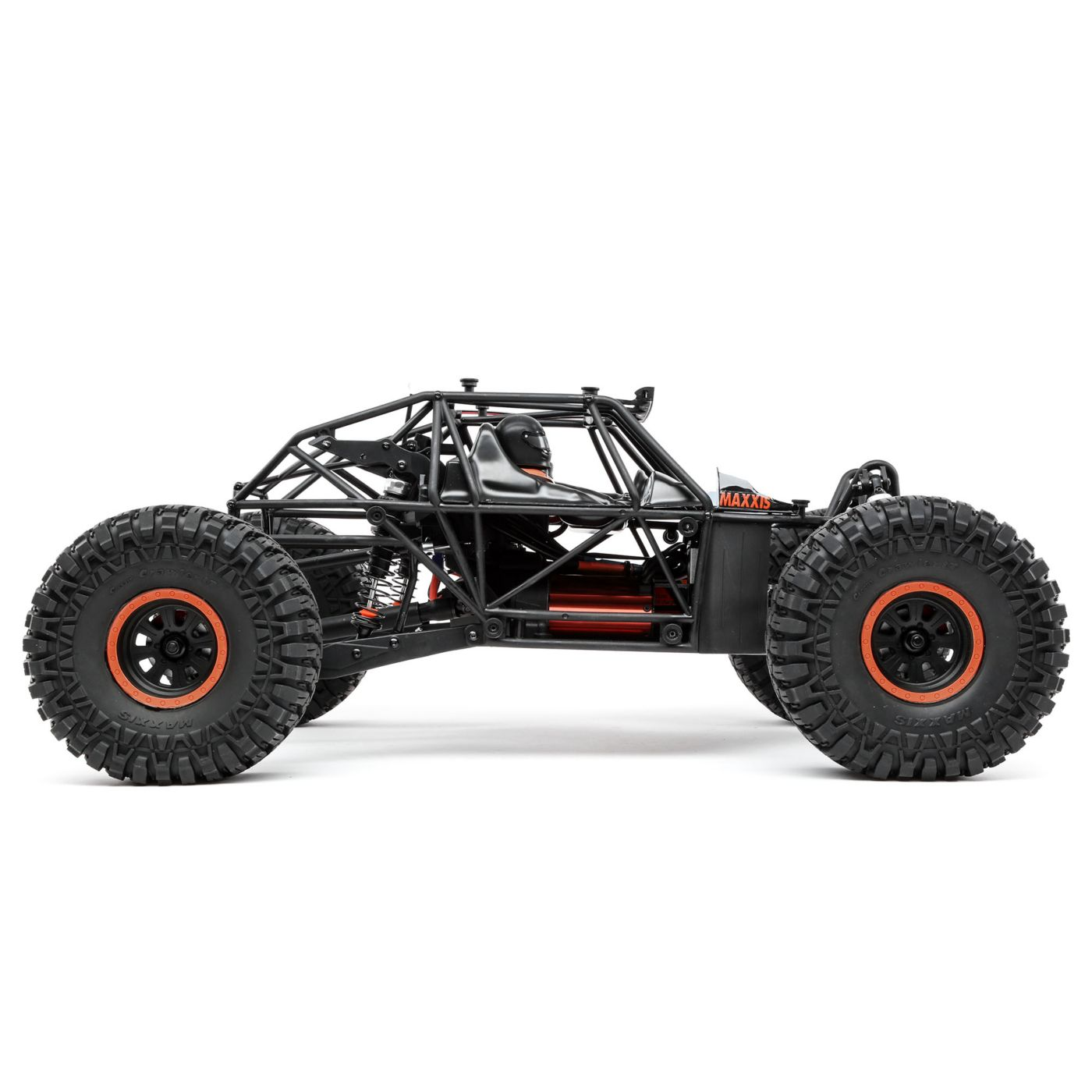 Losi Rock Rey Buggy Rock Racer brushless avc bnd 4