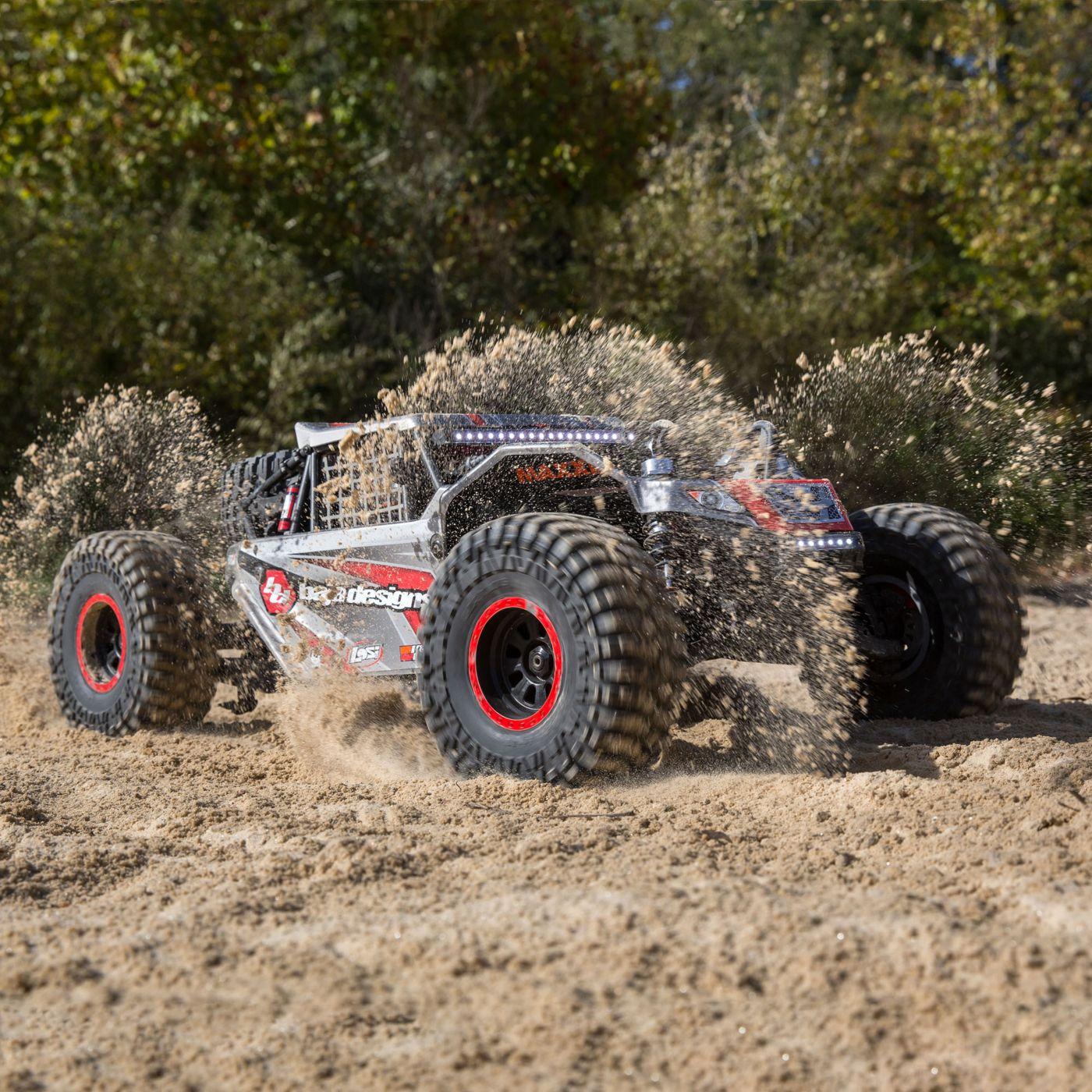 Losi Super Rock Rey Rock Racer brushless avc rtr 14