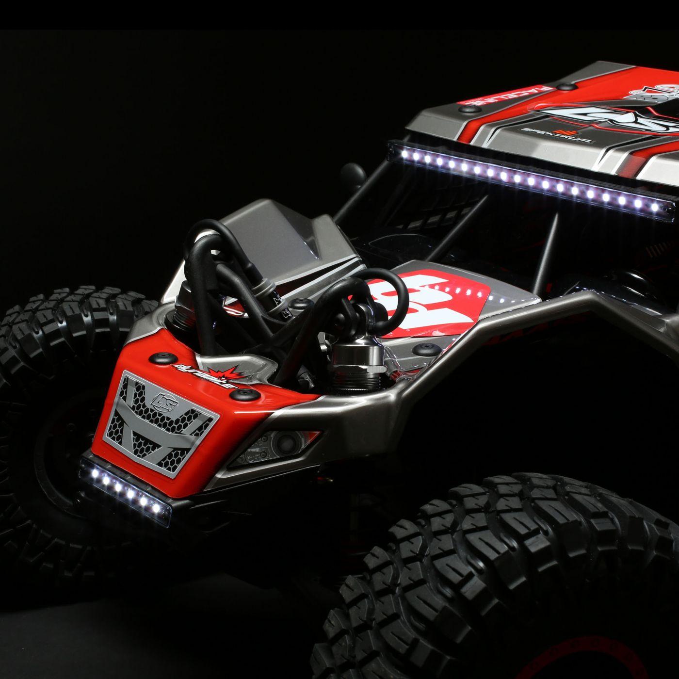 Losi Super Rock Rey Rock Racer brushless avc rtr 17