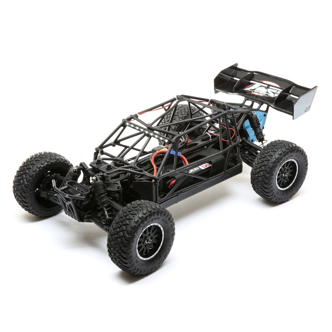 Losi Tenacity 4wd buggy rtr brushless rtr blue 2